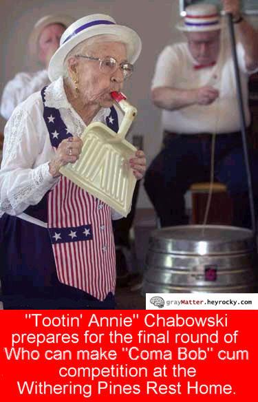 Tootin' Annie